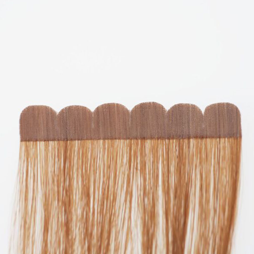Best tape hair extensions with real remy human hair for a natural look nordic tape system pmusecretfo Choice Image
