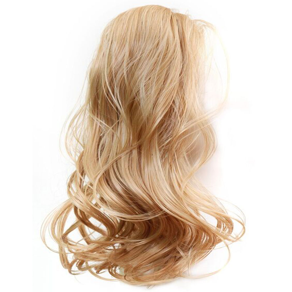 Ponytail Hair Extensions 50cm Clip In Ponytail By Haircontrast