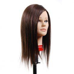 Mannequin Head - Dark hair