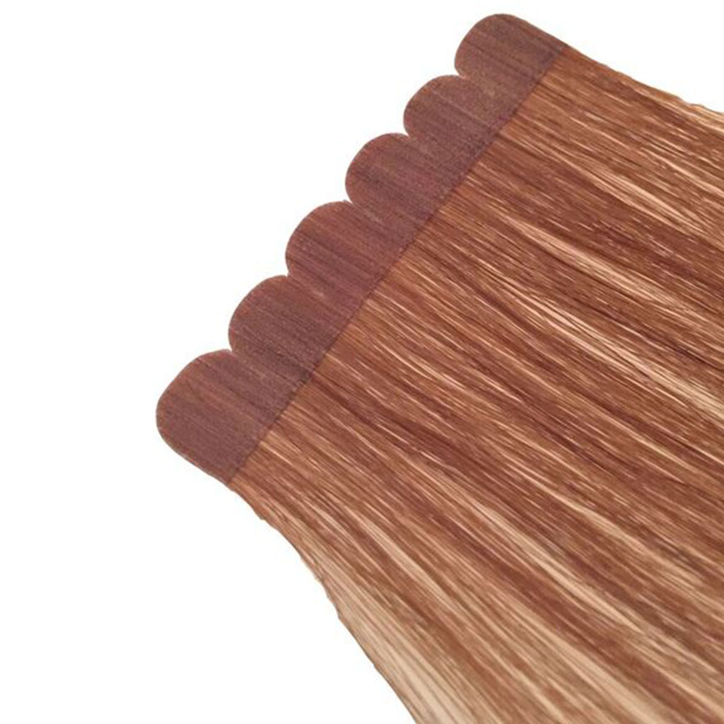 tape-in hair extensions professionele