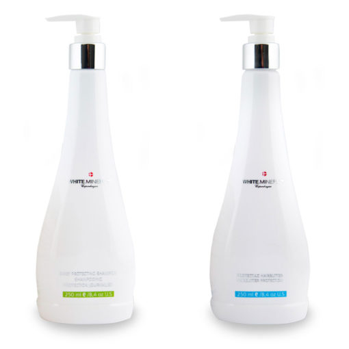 Protective hair care set